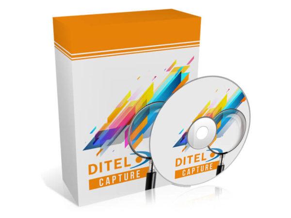 Ditel Capture (Software de adquisición de datos)