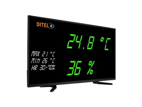 indicadores temperatura humedad